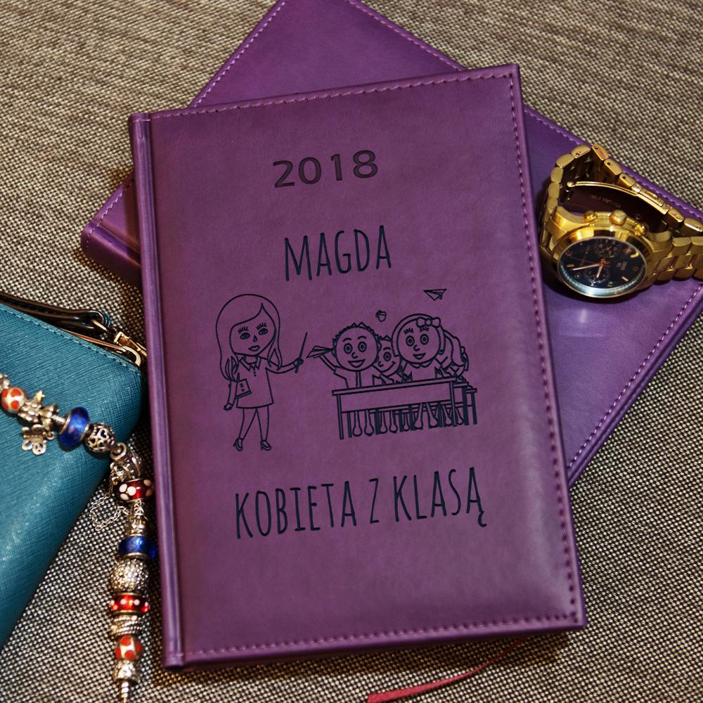 kobieta z klasą - kalendarz 2018