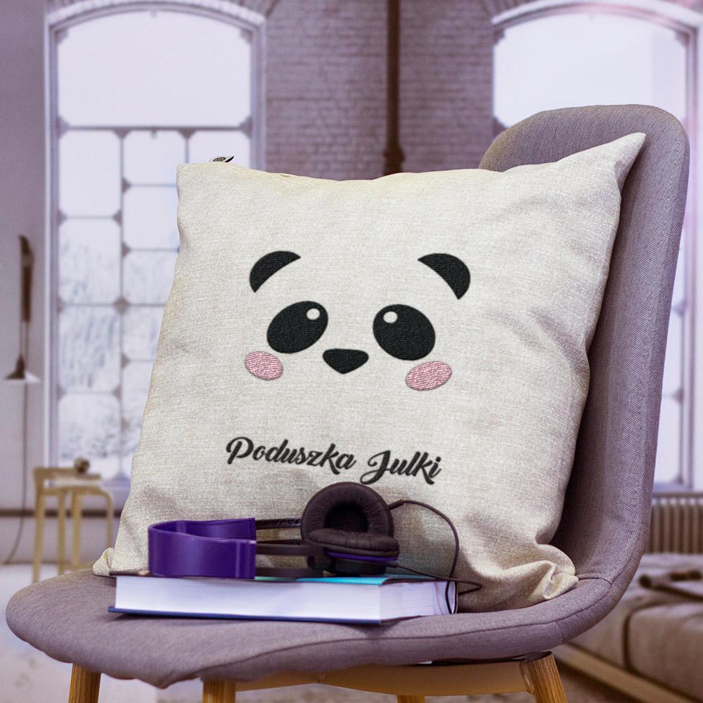 prezent dla wielbiciela zwierząt - poduszka dekoracyjna
