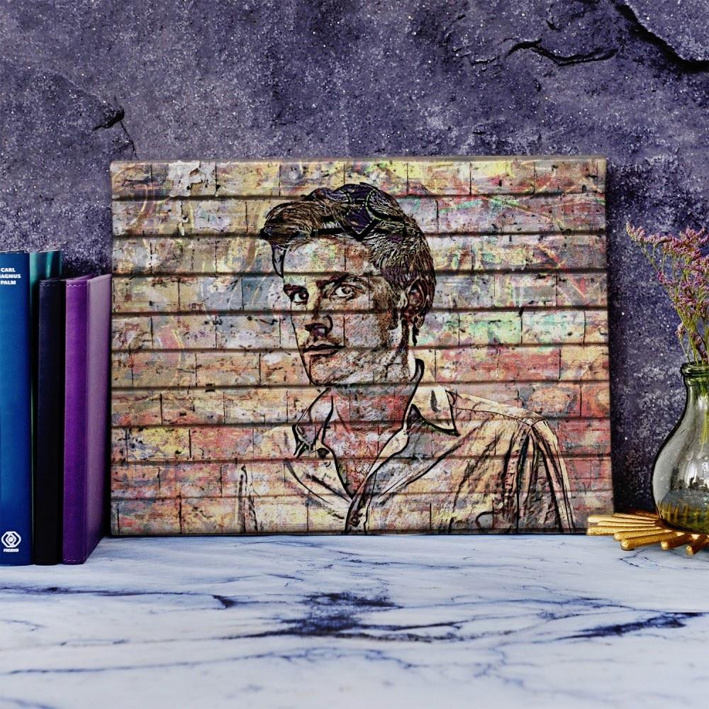 Street art - obrazy na płótnie