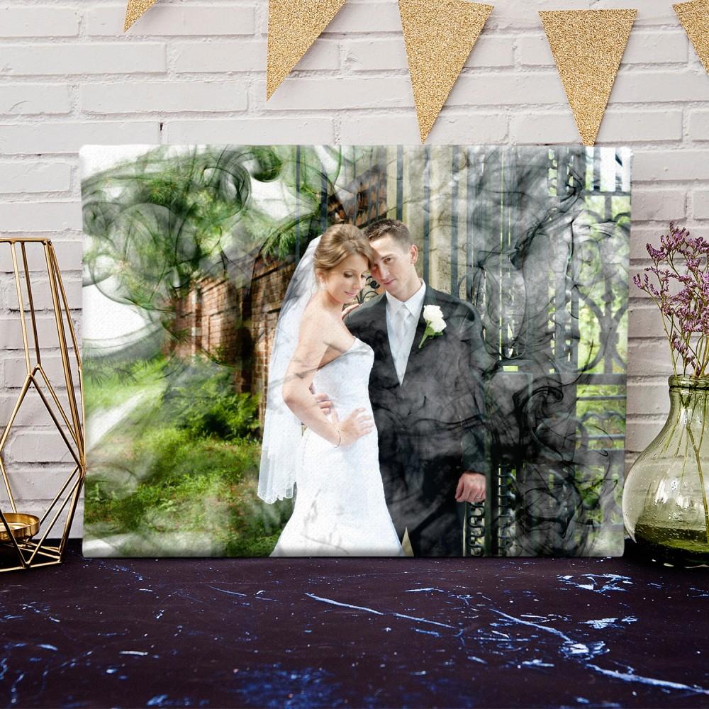 Obraz na płótnie - pomysł na prezent dla męża