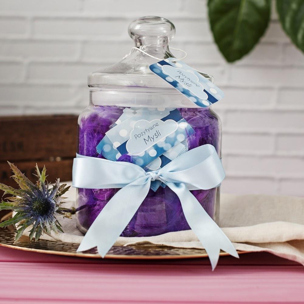 Słój życzeń - prezent dla teściowej na imieniny