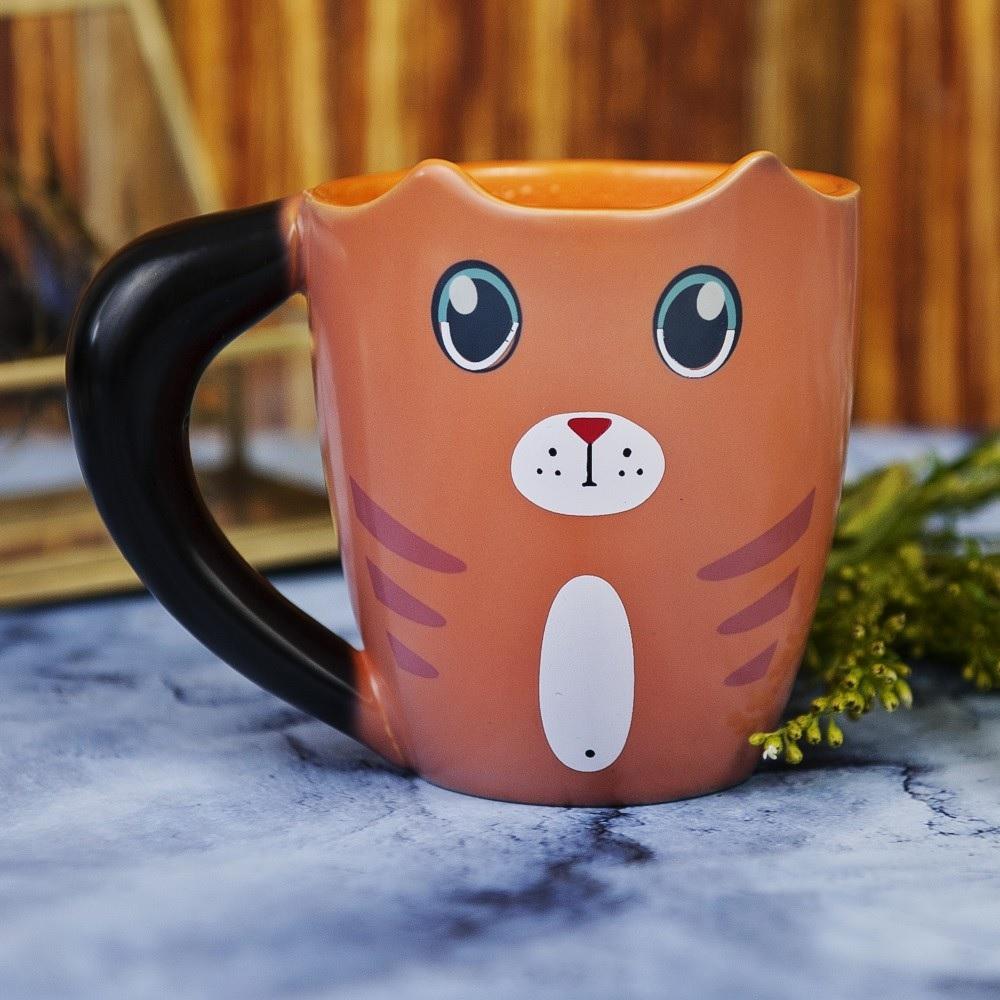 Kubek kot - pomysł na prezent dla dziewczyny