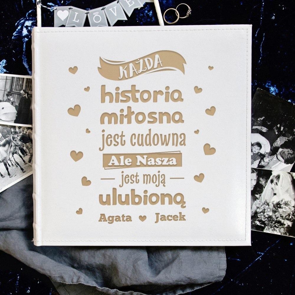 Album - pomysł na prezent dla pary