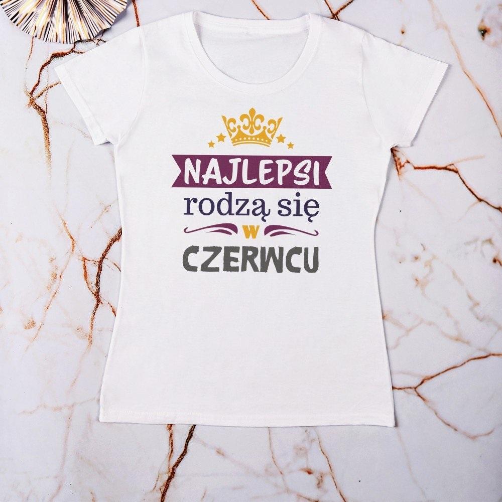 koszulka damska - prezent na 18 dla siostry