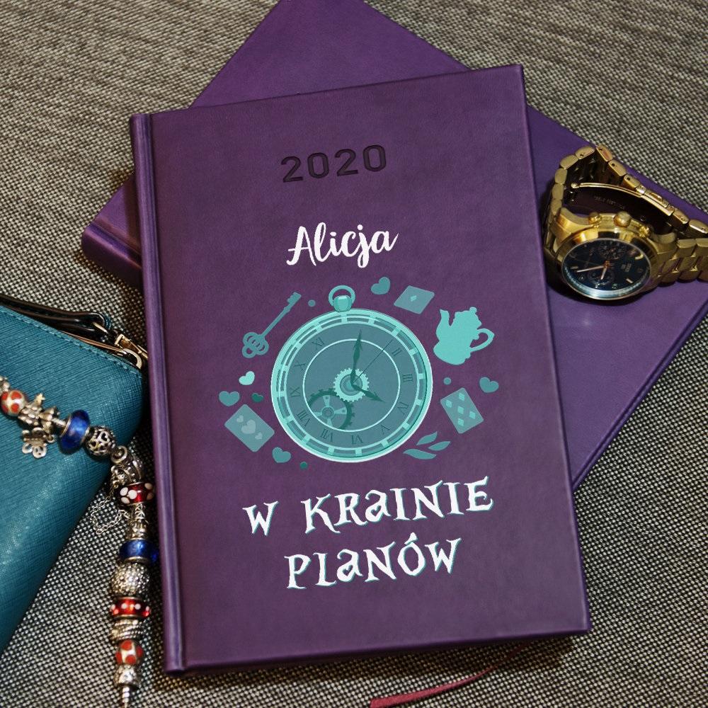 kalendarz 2020 - drobne prezenty